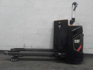 Transpalette accompagnant Caterpillar NPP20N2R - 7